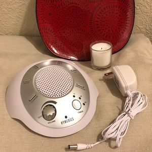 Homedics Sound Spa Portable Travel Sound Machine